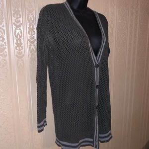 American Eagle Cardigan womens button down sweater